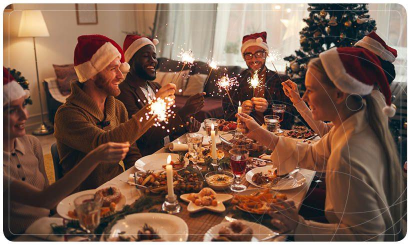 Natale sostenibile: consigli anti-spreco e tavola plastic free
