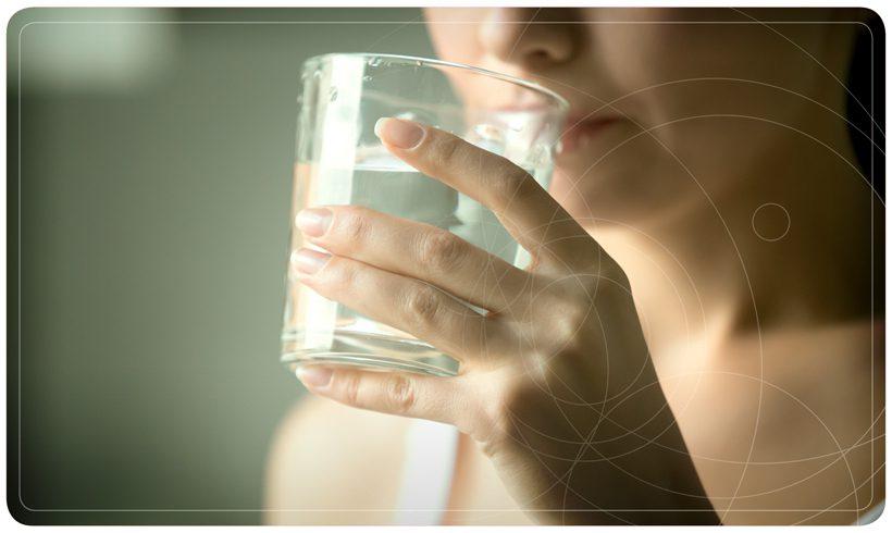L'acqua, elemento prezioso per l'uomo Biosalus si prende cura del bere quotidiano