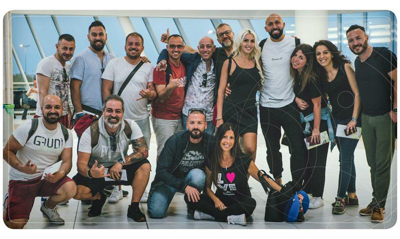 Biosalus Italia porta in vacanza i collaboratori: destinazione Ibiza