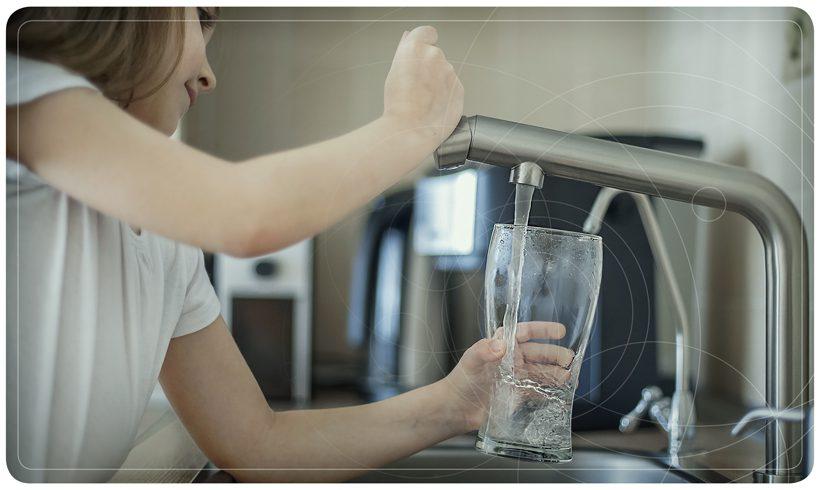 Acqua del rubinetto di casa: è sicura?