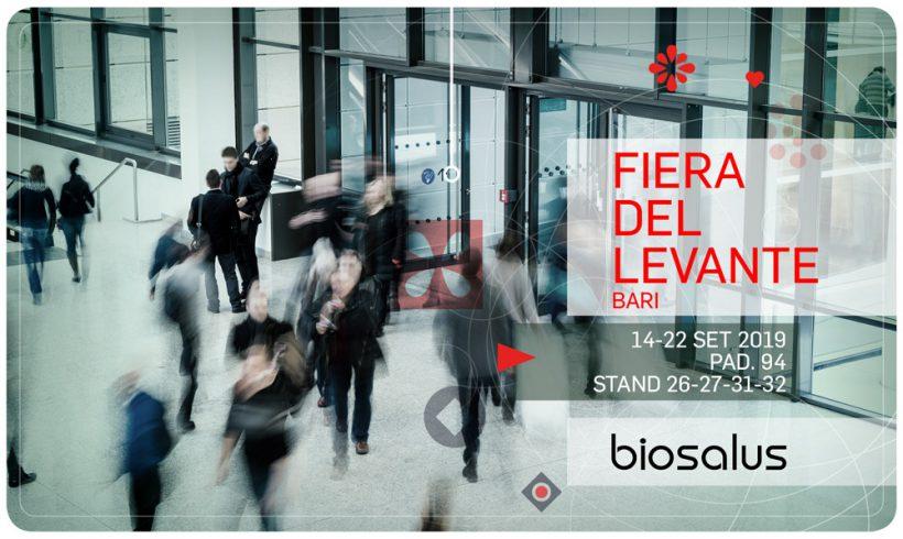 Biosalus Italia sposa la mission di sostenibilità della Fiera del Levante