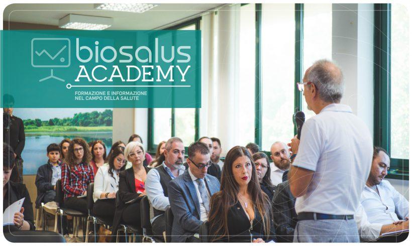 Biosalus, a lezione di benessere