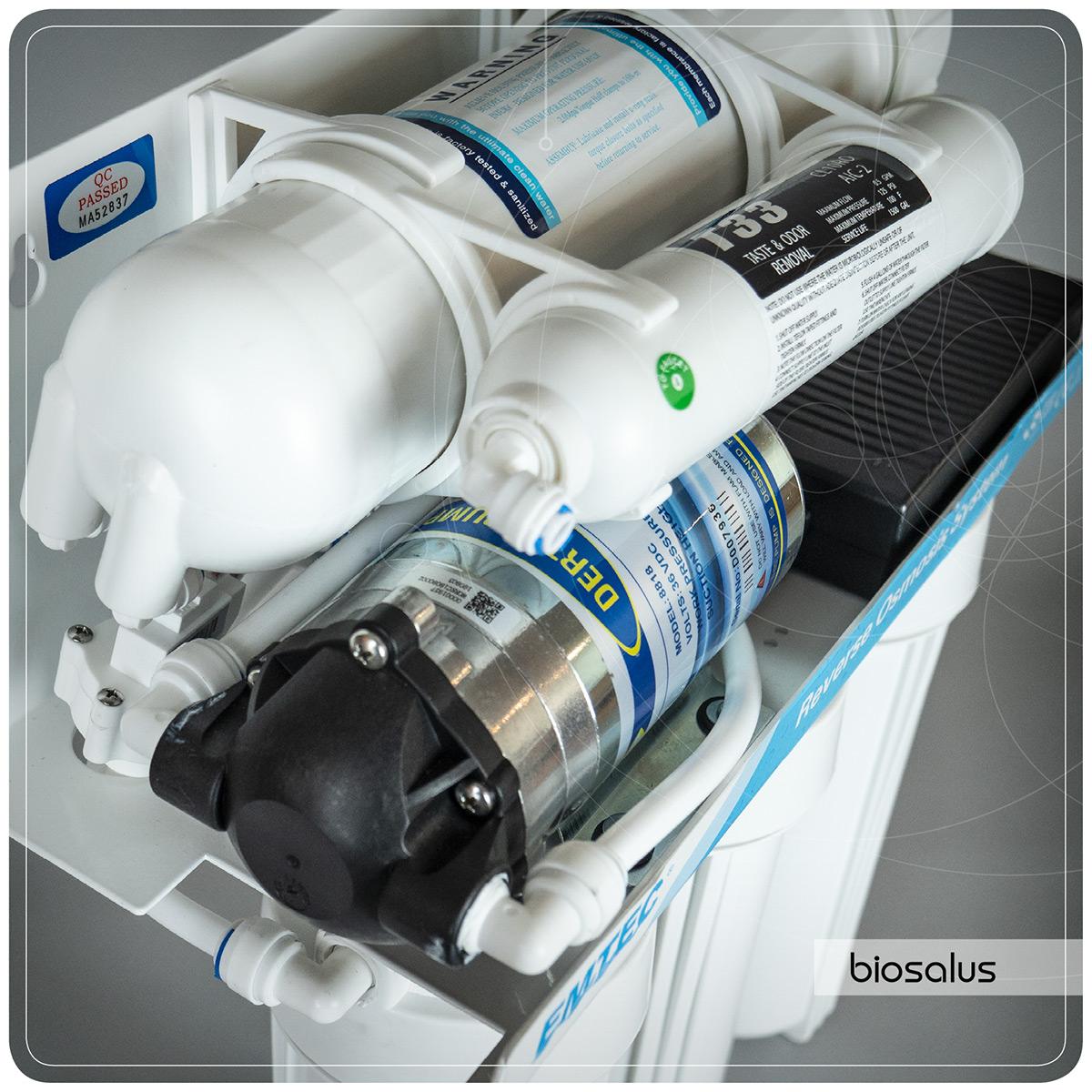 depuratore osmosi inversa