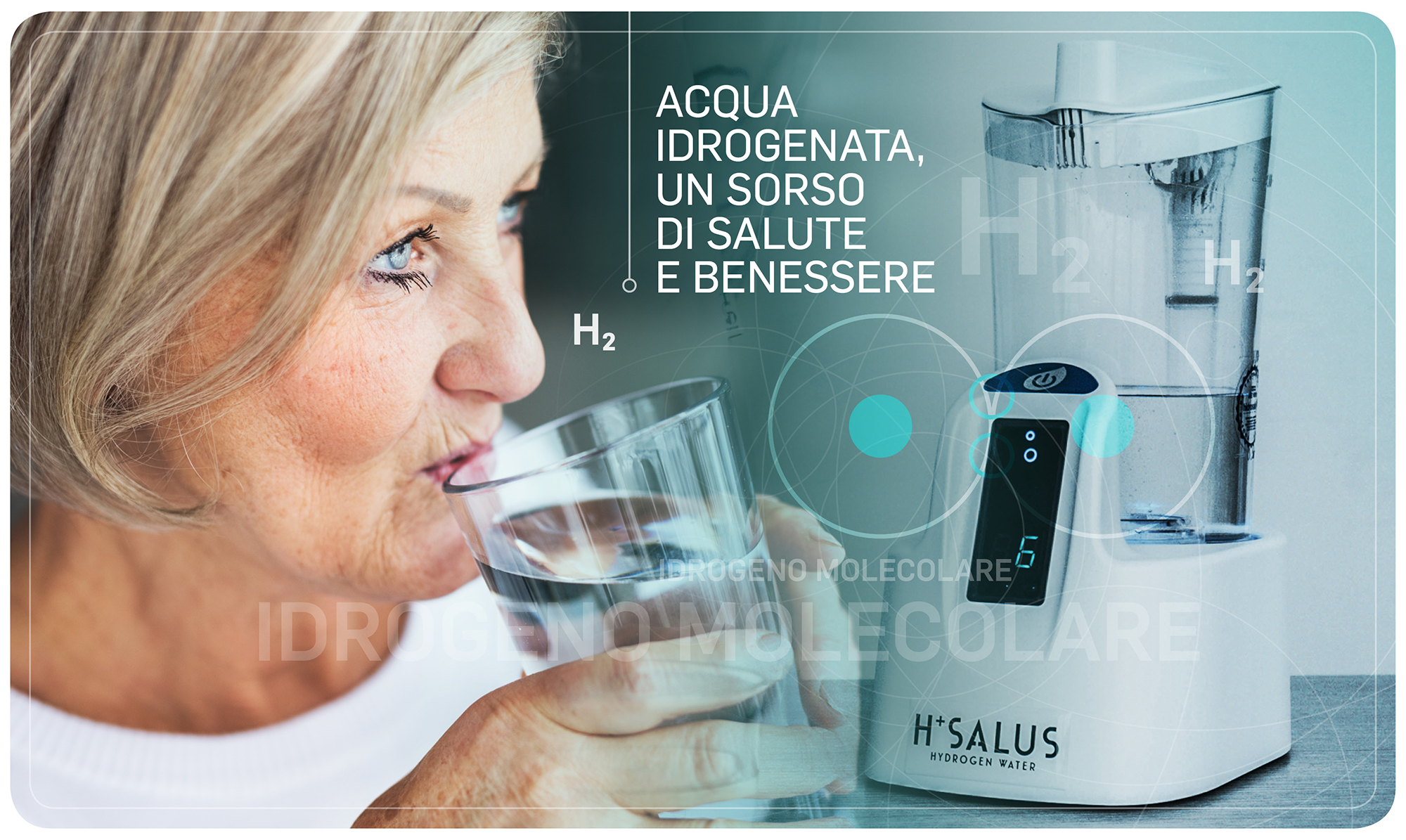 acqua idrogenata