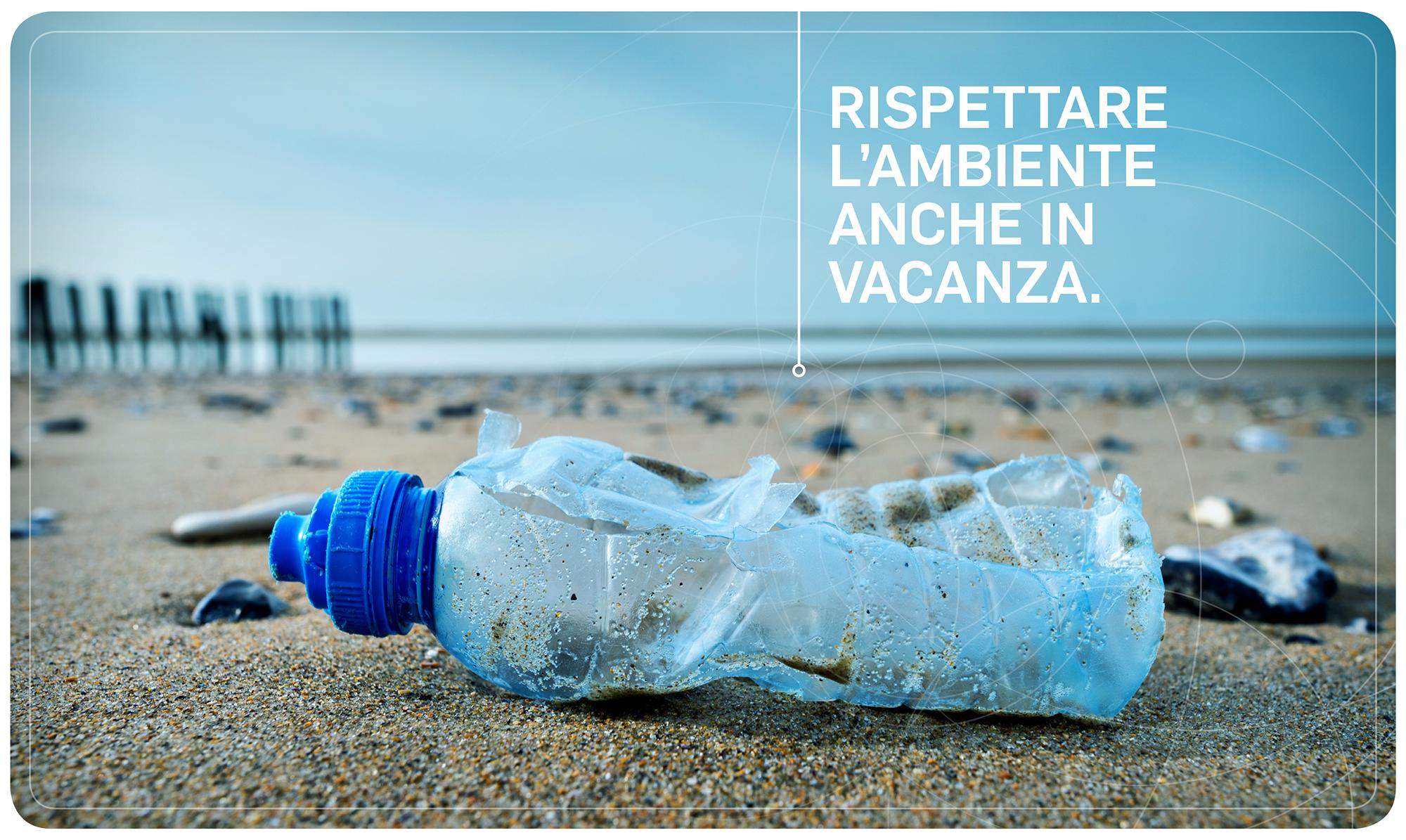 rispettare l'ambiente in vacanza