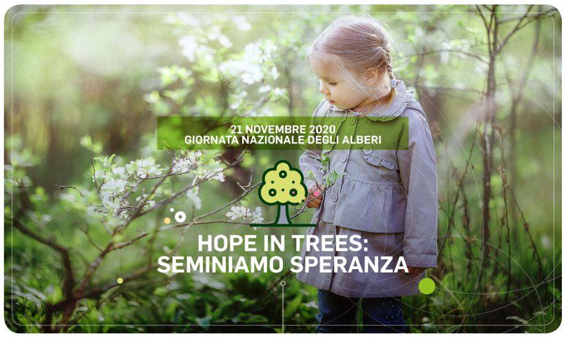 Giornata Nazionale degli Alberi: Biosalus Italia dona 100 alberi di melograno alle scuole italiane