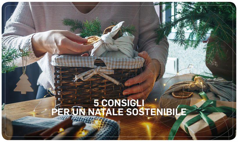 Consigli utili per un Natale sostenibile